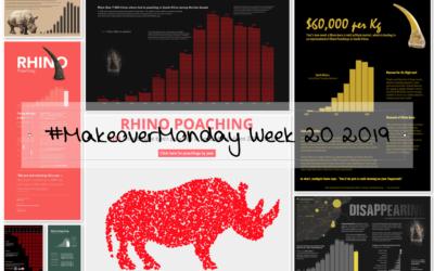 Week 20: Rhino Poaching in South Africa
